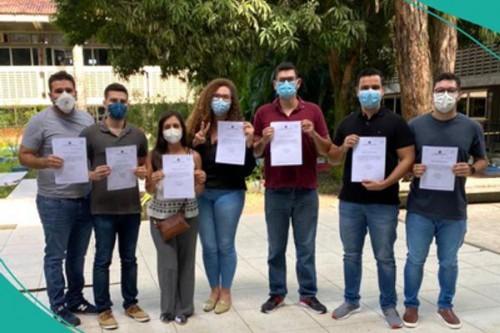 [Devido à pandemia, Ufal antecipa colação de grau de estudantes de medicina]