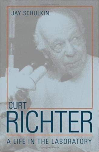 [Em 1950, Curt Richter, um professor universitário, conduziu uma experiência assustadora]