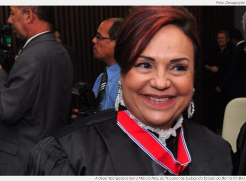 [Faroeste: STJ mantém prisão da desembargadora Ilona Reis, após pedido da PGR]