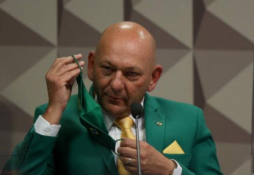 [Luciano Hang dribla CPI, enfrenta senadores e tergiversa sobre Prevent, 'kit Covid' e Bolsonaro]