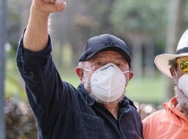 [Lula foi diagnosticado com Covid-19 enquanto cumpria agenda em Cuba]