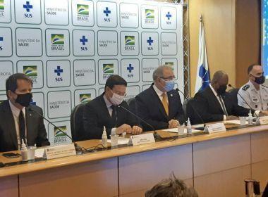 [Ministério da Saúde confirma vacinação de atletas brasileiros que irão aos Jogos de Tóquio]