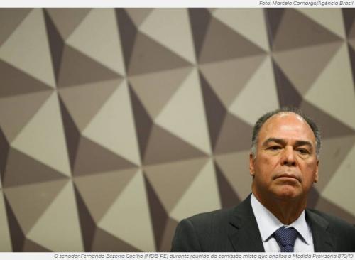 [PF indicia líder do governo Bolsonaro sob suspeita de propina de R$ 10 milhões em obras no Nordeste]