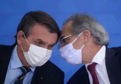 [Populismo de Bolsonaro e Guedes deflagra crise e debandada na Economia]