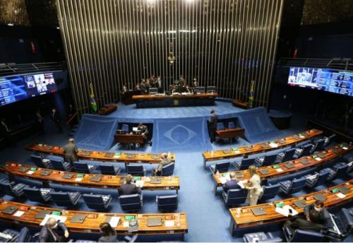 [Senado aprova texto-base da MP que viabiliza privatização da Eletrobrás em votação apertada]