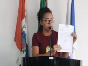 [Servidores da Educação de Delmiro Gouveia vão à Câmara e cobram recomposição salarial; gestão emitiu nota]