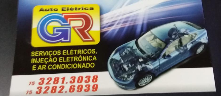 [GR Auto Elétrica]